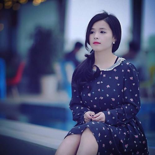 """Hot girl ao hong"" o My Dinh duoc khen xinh hon hoa hau-Hinh-6"