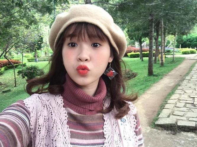 """Hot girl Ben Tre """"don tim"""" dan mang boi hinh anh de thuong-Hinh-5"""