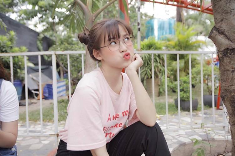"""Hot girl Ben Tre """"don tim"""" dan mang boi hinh anh de thuong-Hinh-7"""