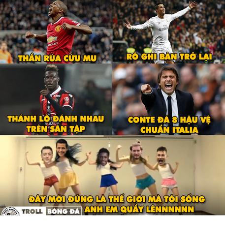 "Anh che bong da: Trong tai Ronaldo ""cuop"" ban thang cua Messi-Hinh-9"