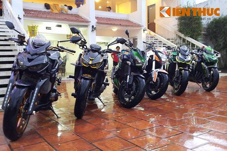 Dan moto PKL Kawasaki Z1000 ram ro hoi tu tai Sai Gon-Hinh-4