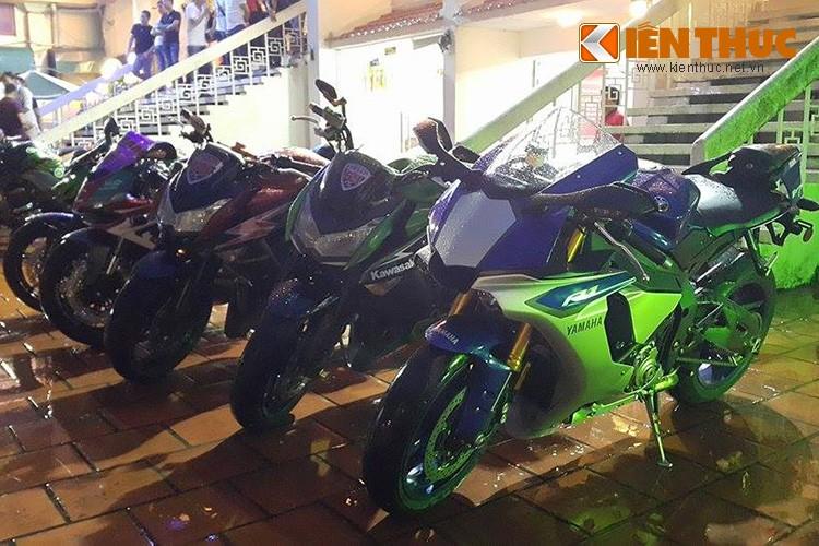 Dan moto PKL Kawasaki Z1000 ram ro hoi tu tai Sai Gon-Hinh-9