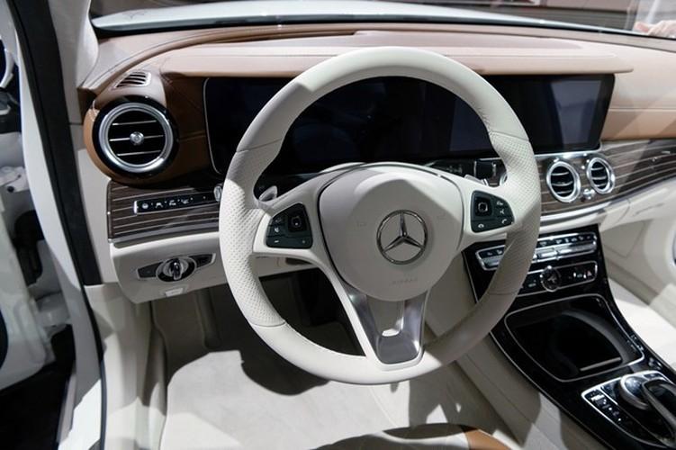 Mercedes-Benz ra mat sedan hang sang E-Class moi-Hinh-12