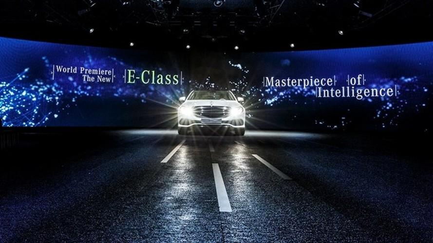 Mercedes-Benz ra mat sedan hang sang E-Class moi-Hinh-2