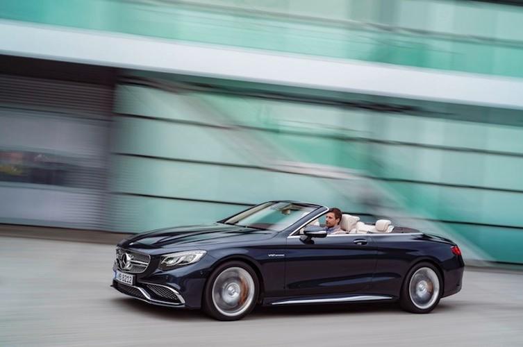 Soi chi tiet Mercedes-Benz S65 AMG Cabriolet 2016-Hinh-12