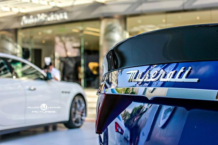 Maserati GranTurismo MC Stradale gia 9,2 ty tai Viet Nam-Hinh-13