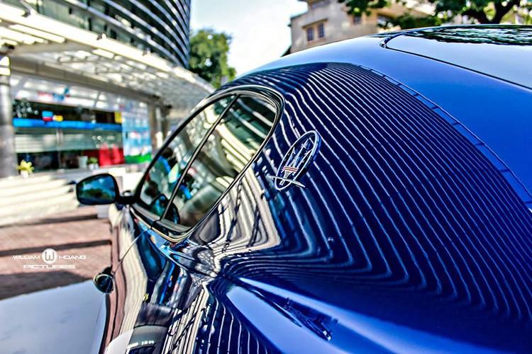 Maserati GranTurismo MC Stradale gia 9,2 ty tai Viet Nam-Hinh-14