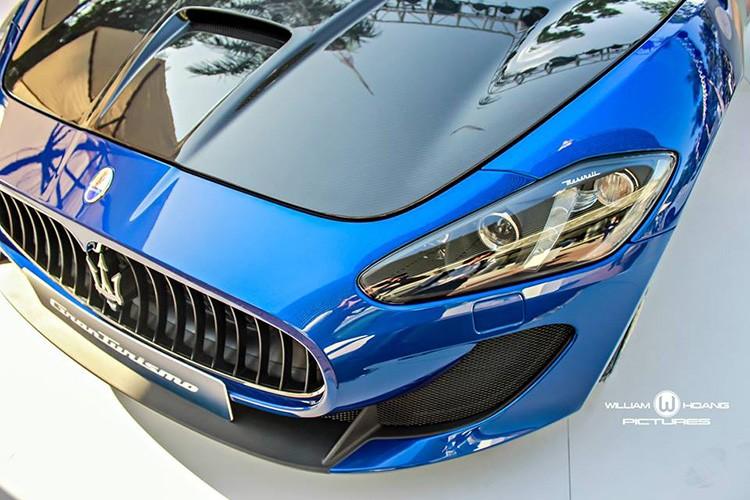 Maserati GranTurismo MC Stradale gia 9,2 ty tai Viet Nam-Hinh-3