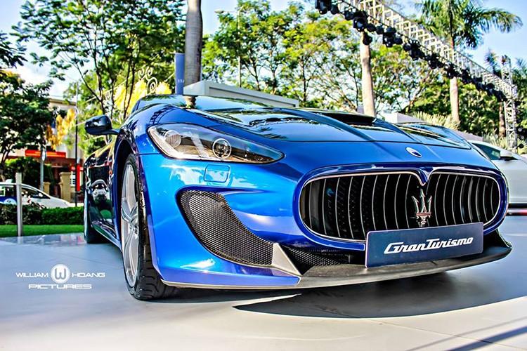 Maserati GranTurismo MC Stradale gia 9,2 ty tai Viet Nam-Hinh-5