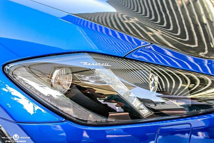 Maserati GranTurismo MC Stradale gia 9,2 ty tai Viet Nam-Hinh-7