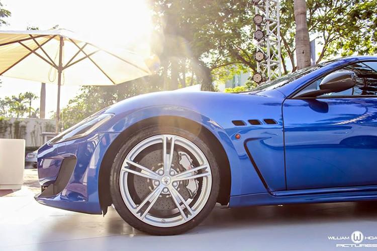 Maserati GranTurismo MC Stradale gia 9,2 ty tai Viet Nam-Hinh-8
