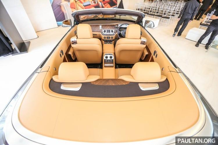 Can canh sieu xe sang mui tran Rolls-Royce Dawn gia 22 ty-Hinh-10