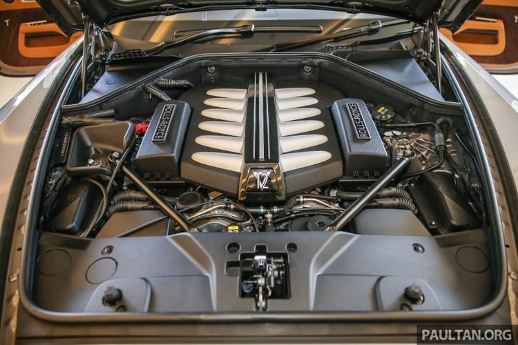 Can canh sieu xe sang mui tran Rolls-Royce Dawn gia 22 ty-Hinh-11