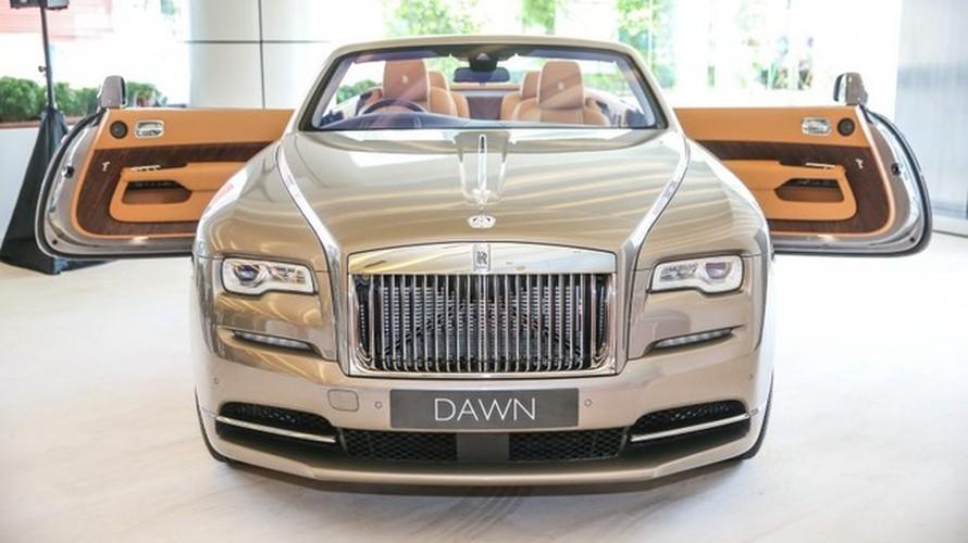 Can canh sieu xe sang mui tran Rolls-Royce Dawn gia 22 ty-Hinh-12