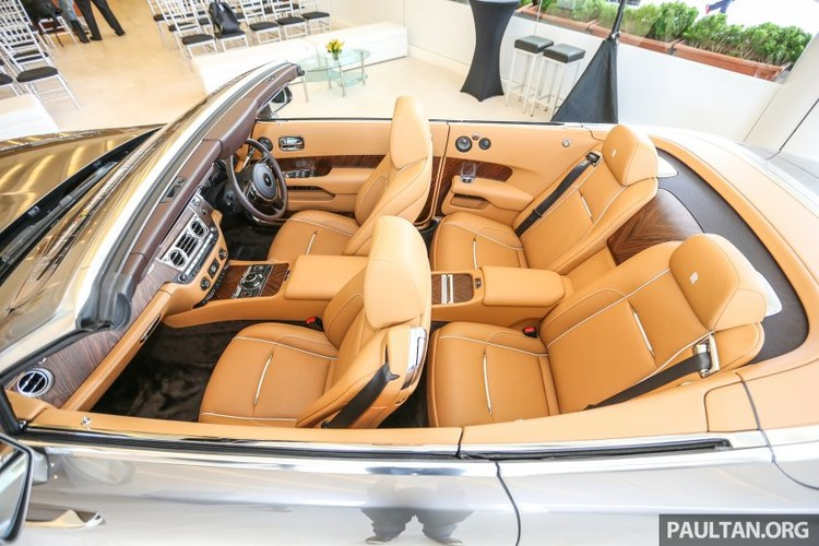 Can canh sieu xe sang mui tran Rolls-Royce Dawn gia 22 ty-Hinh-6