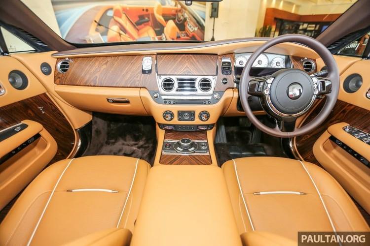 Can canh sieu xe sang mui tran Rolls-Royce Dawn gia 22 ty-Hinh-7