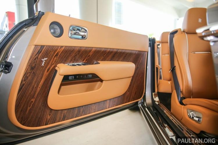 Can canh sieu xe sang mui tran Rolls-Royce Dawn gia 22 ty-Hinh-9