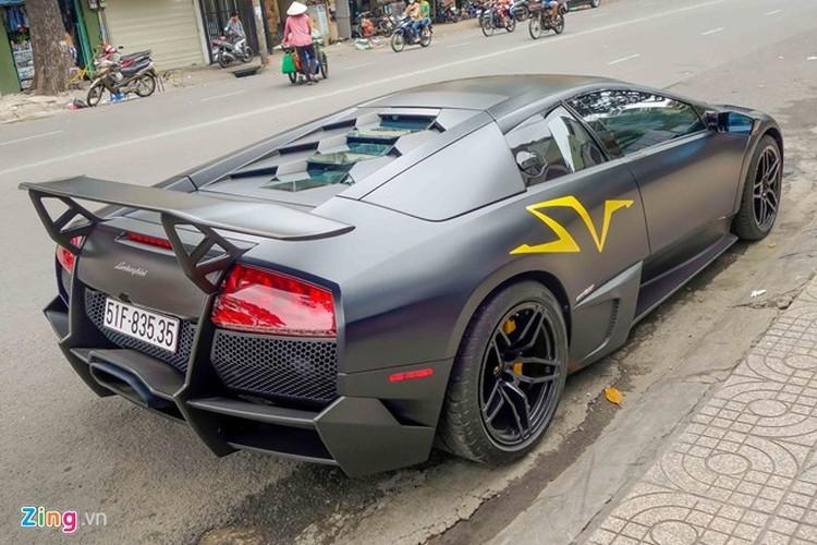 Lamborghini Mucielago