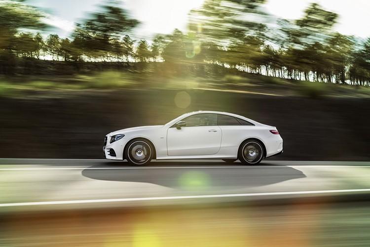 Mercedes-Benz bat ngo ra mat E-class Coupe Edition 1-Hinh-2