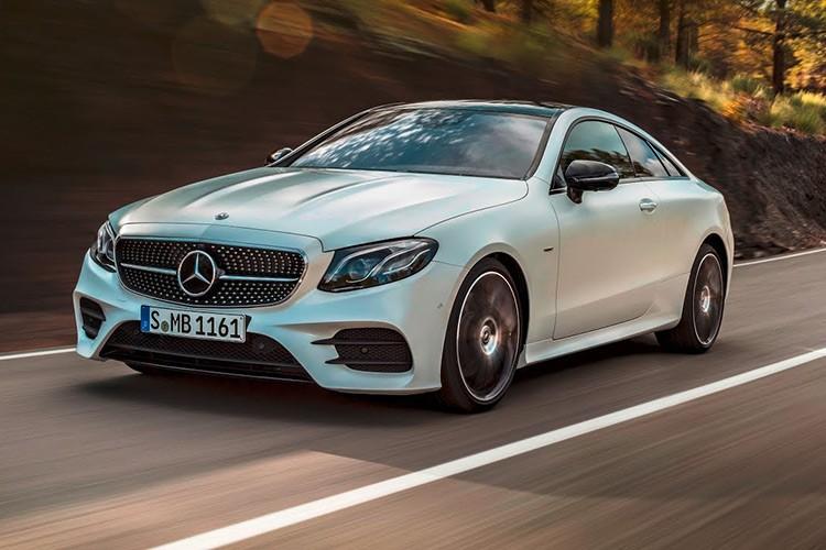 Mercedes-Benz bat ngo ra mat E-class Coupe Edition 1-Hinh-3