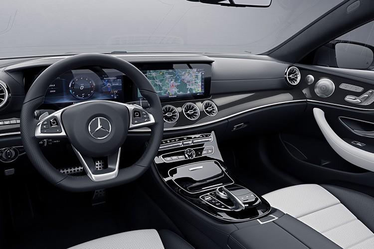 Mercedes-Benz bat ngo ra mat E-class Coupe Edition 1-Hinh-5
