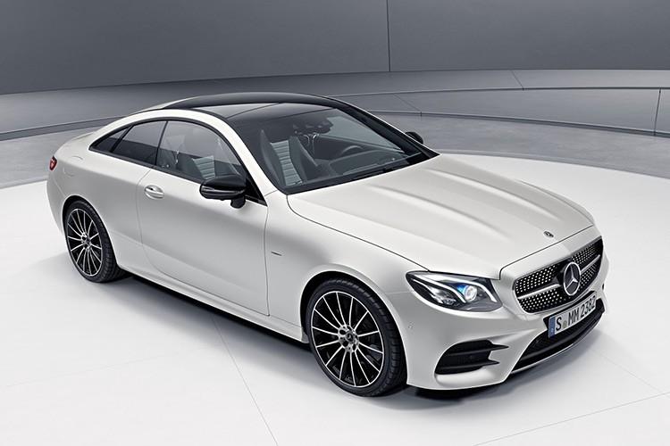 Mercedes-Benz bat ngo ra mat E-class Coupe Edition 1-Hinh-9