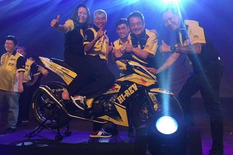 Honda ra mat xe may con tay Winner 175 phan khoi?-Hinh-2