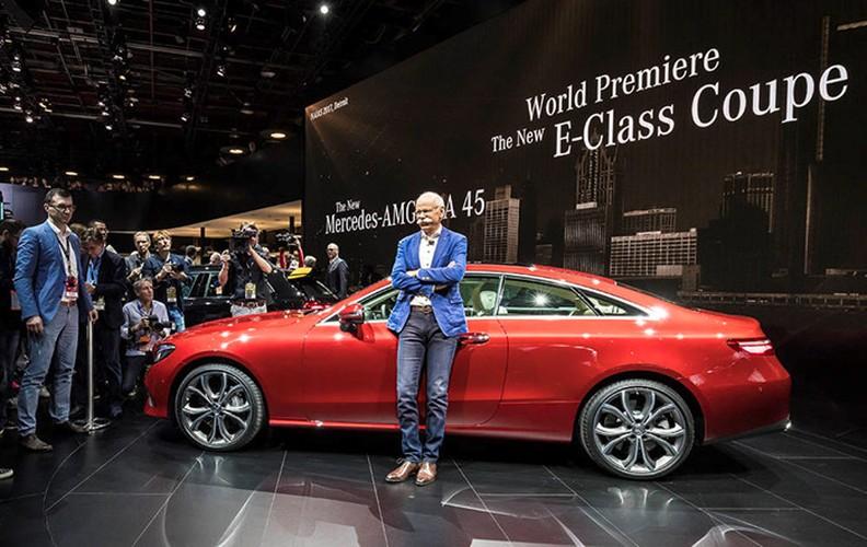 Mercedes-Benz E-Class Coupe 2018 ra mat toan cau-Hinh-8