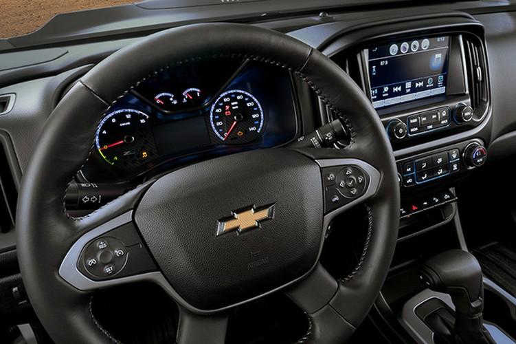 Colorado ZH2 - khi Chevrolet