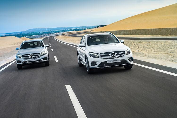 Mercedes-Benz tieu thu hon 2 trieu xe trong nam 2016-Hinh-2