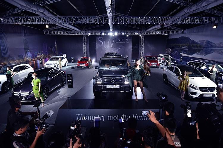 Mercedes-Benz tieu thu hon 2 trieu xe trong nam 2016-Hinh-5