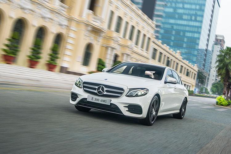 Mercedes-Benz tieu thu hon 2 trieu xe trong nam 2016-Hinh-7