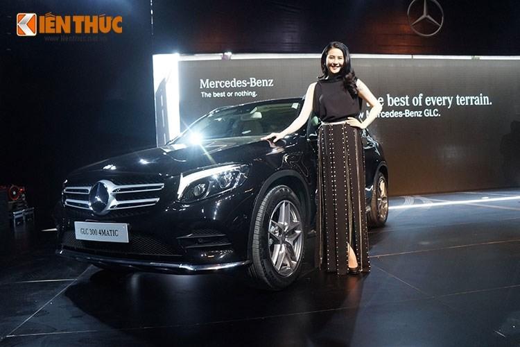 Mercedes-Benz GLC - xe sang ban chay nhat Viet Nam 2016-Hinh-10