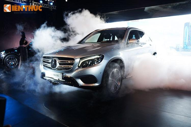 Mercedes-Benz GLC - xe sang ban chay nhat Viet Nam 2016-Hinh-2