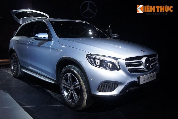 Mercedes-Benz GLC - xe sang ban chay nhat Viet Nam 2016-Hinh-3