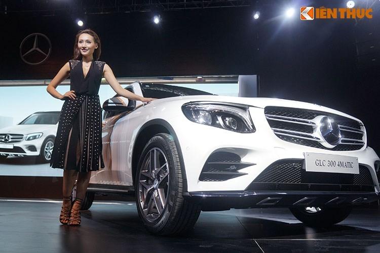 Mercedes-Benz GLC - xe sang ban chay nhat Viet Nam 2016-Hinh-5