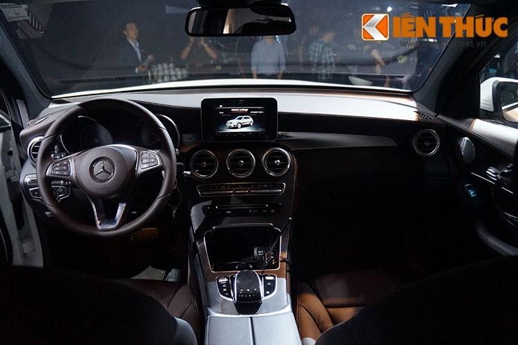 Mercedes-Benz GLC - xe sang ban chay nhat Viet Nam 2016-Hinh-6