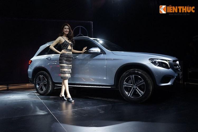 Mercedes-Benz GLC - xe sang ban chay nhat Viet Nam 2016-Hinh-8