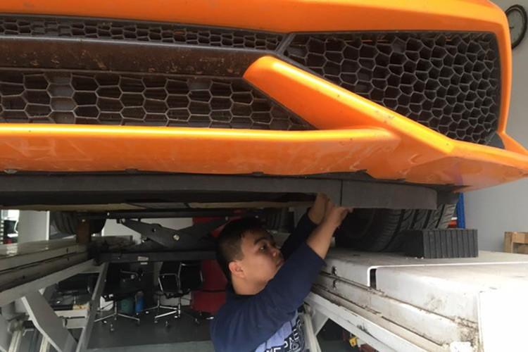 Bo doi Lamborghini 39 ty tu Ha Noi ve Sai Gon don Tet-Hinh-2
