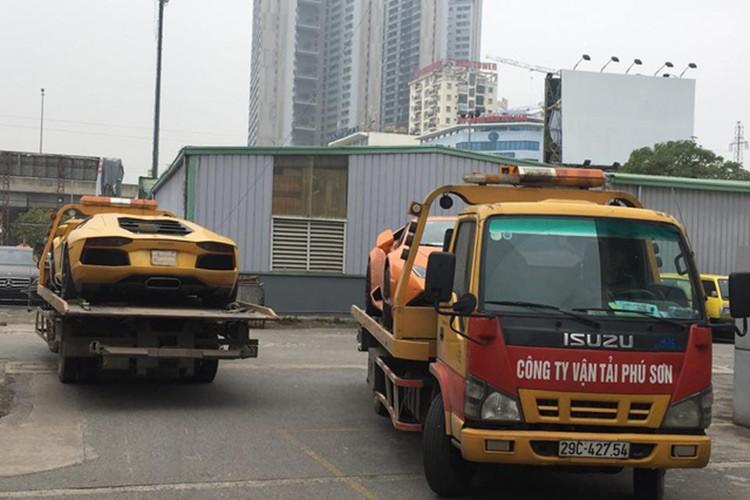 Bo doi Lamborghini 39 ty tu Ha Noi ve Sai Gon don Tet-Hinh-3