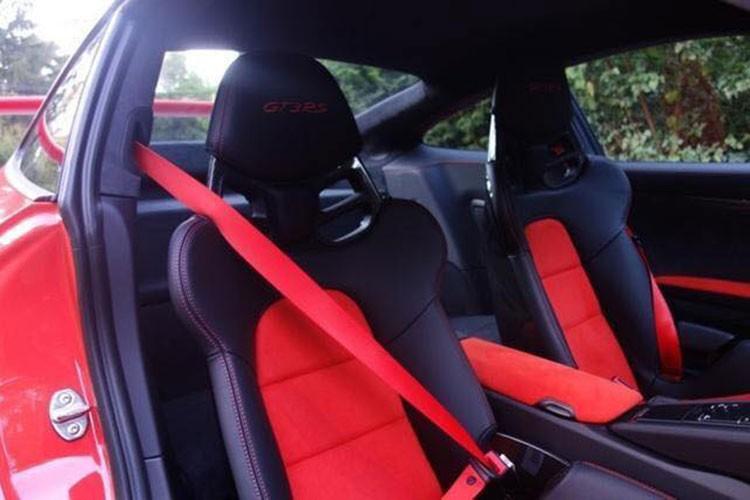Sieu xe Porsche 911 GT3 RS gia 13 ty