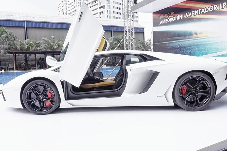 Dai gia Viet chi 300 trieu do sieu xe Lamborghini choi Tet-Hinh-8