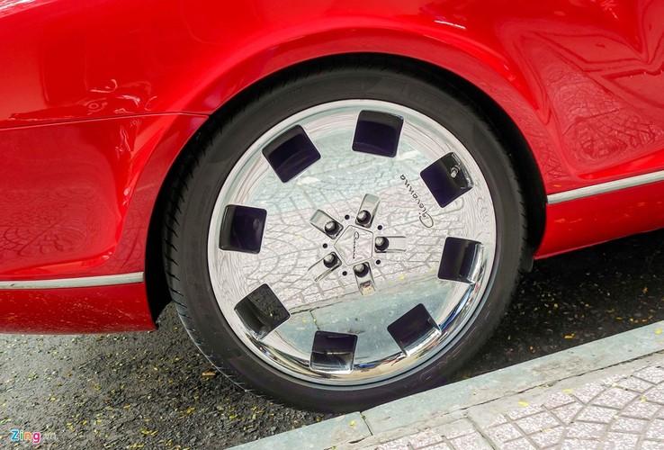Sieu xe Bentley Continental GT do bien dep o Sai Gon-Hinh-6