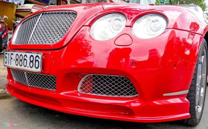 Sieu xe Bentley Continental GT do bien dep o Sai Gon-Hinh-7