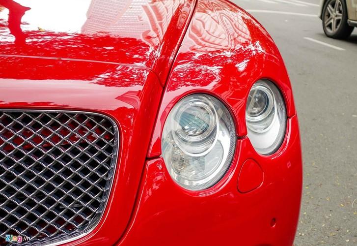 Sieu xe Bentley Continental GT do bien dep o Sai Gon-Hinh-8