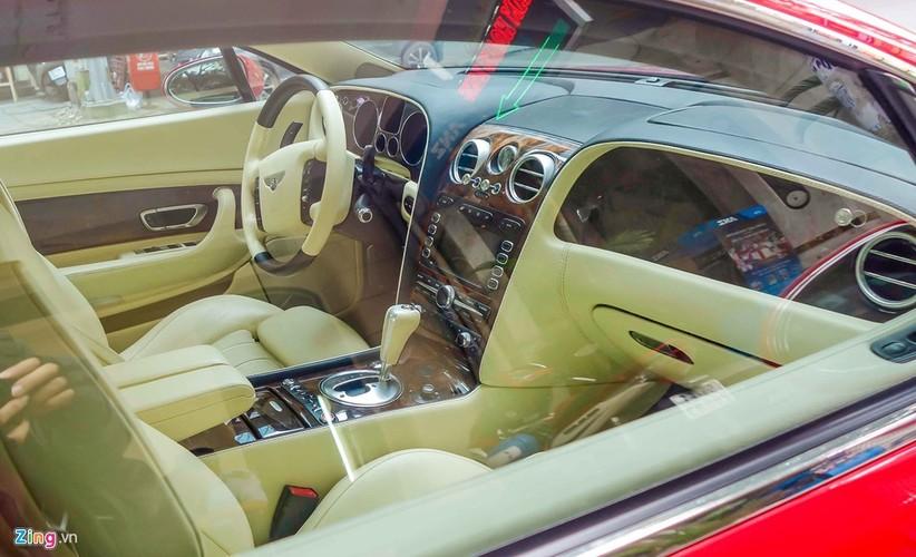 Sieu xe Bentley Continental GT do bien dep o Sai Gon-Hinh-9