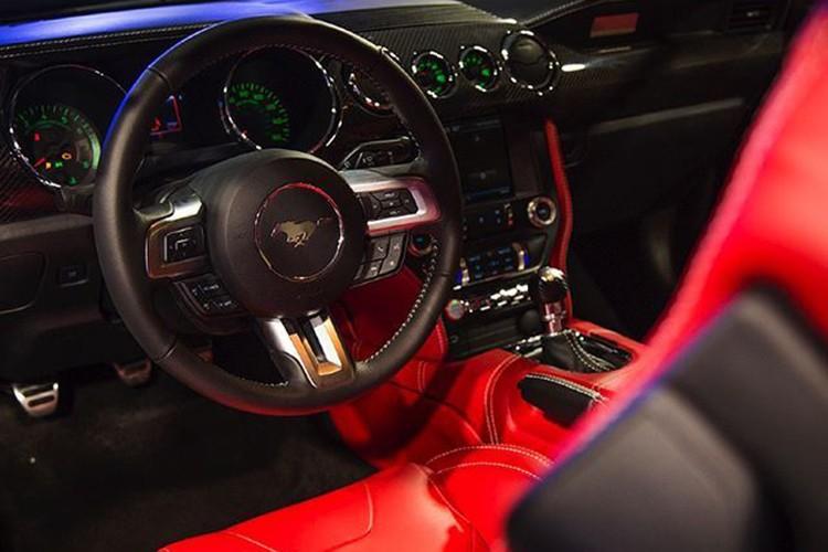 """Ten lua"" Ford Mustang V8 725 ma luc chuan bi ra lo-Hinh-5"