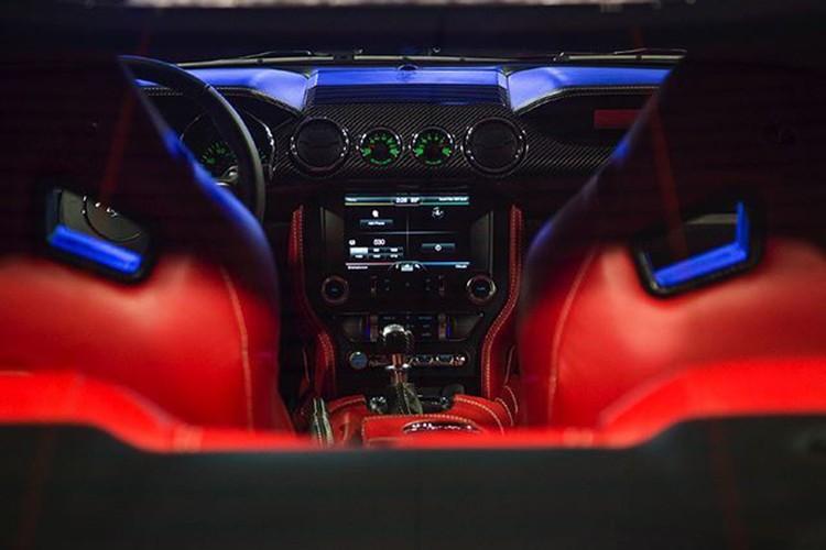 """Ten lua"" Ford Mustang V8 725 ma luc chuan bi ra lo-Hinh-7"