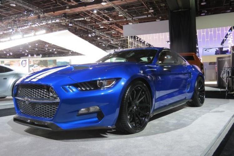 """Ten lua"" Ford Mustang V8 725 ma luc chuan bi ra lo-Hinh-9"