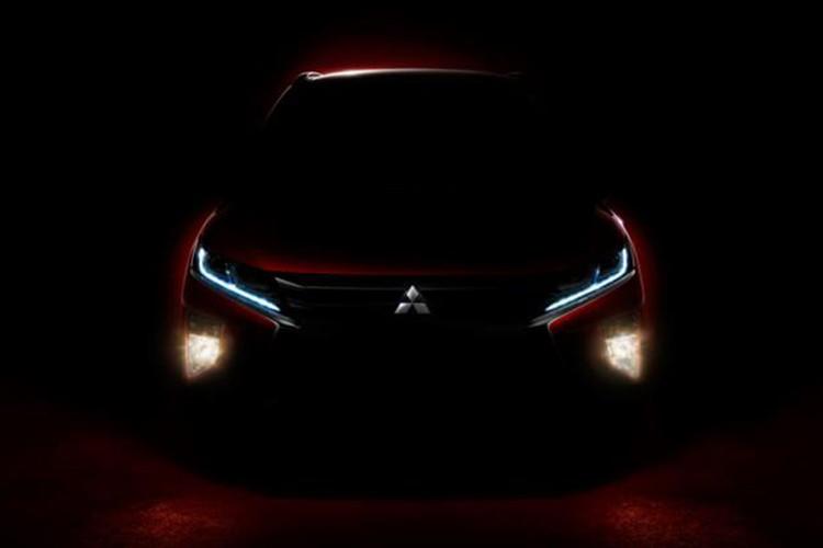 SUV moi Mitsubishi Eclipse Cross sap ra mat toan cau-Hinh-2